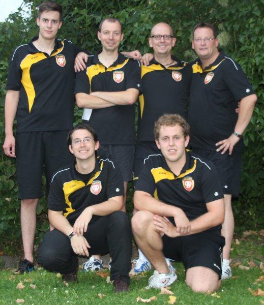 1. Herren-Mannschaft Aufstieg 2011-2012