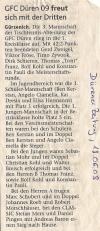 Zeitungsbericht DZ 18.06.2008